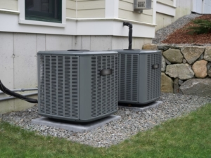 Dual Fuel Hybrid Air Conditioning Systems